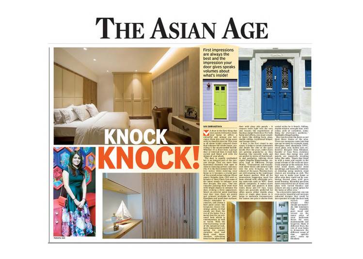The Asian Age - Knock Knock