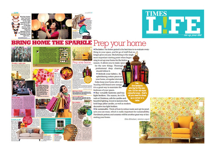Times Life - Bring Home the Sparkle