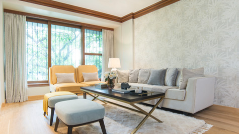 OLD BANDRA LIVING ROOM RESTYLE