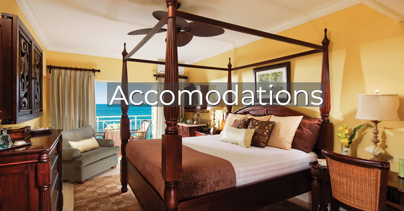 Accomodations at Sandals Ochi Beach Resort