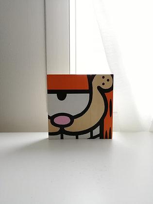 """Piece of wood"" - Tokifield"