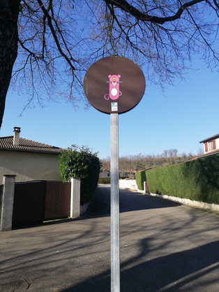 Montluel -FRANCE