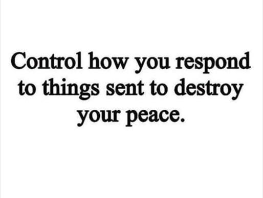 Discernment!
