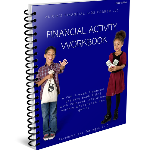 Financial Activity Workbook-Digital