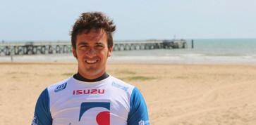 Matthieu : Responsable Technique surf, éducateur kayak