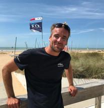 Matthieu : éducateur en Kite-Surf