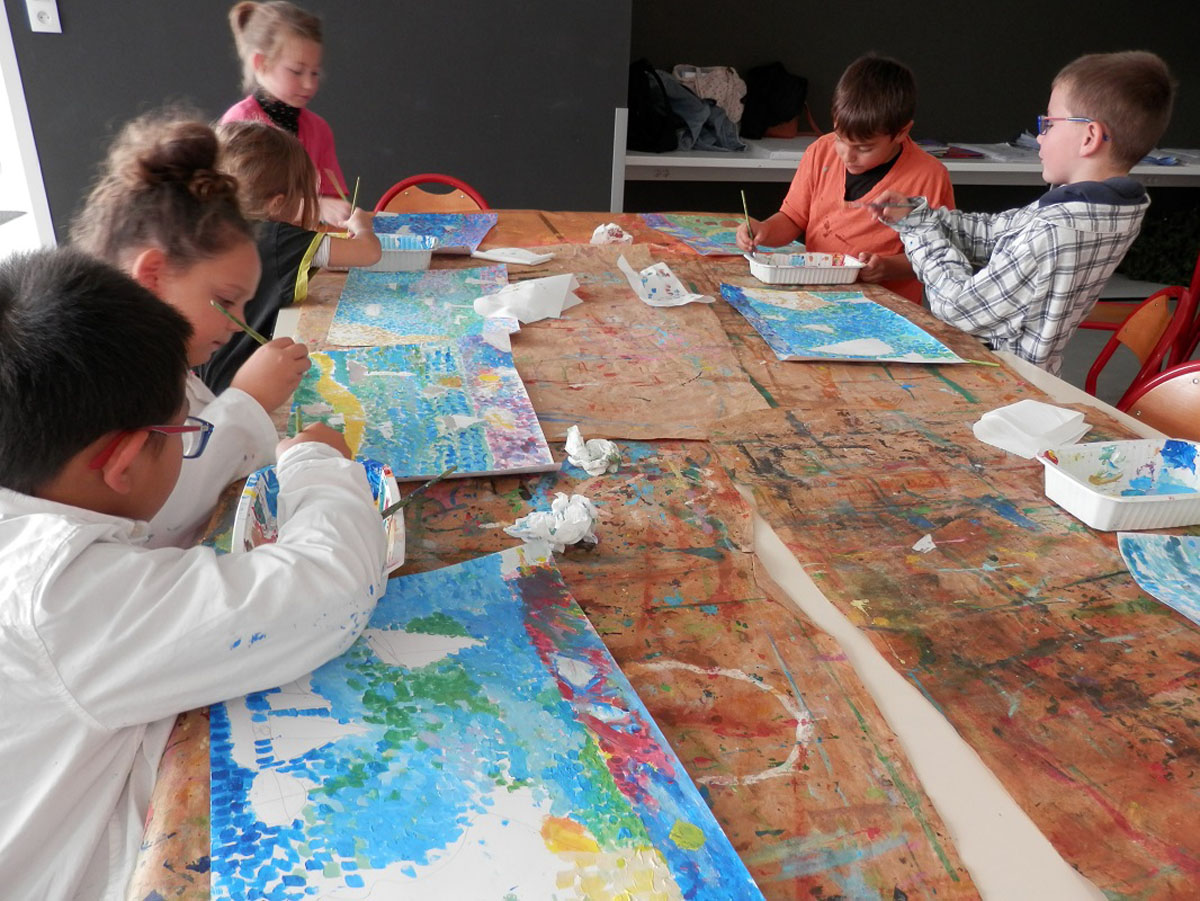 Kid's Atelier d'art
