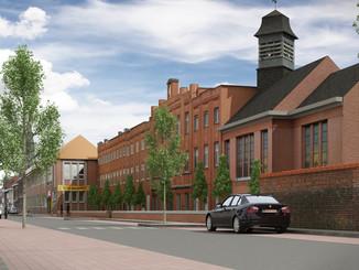 Nieuw centrum voor zelfstandig leven Emelgem (Izegem) opent na de zomervakantie