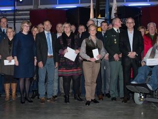 Lions Club Sint-Truiden schenkt 500 euro voor een nieuwe grasmaaier