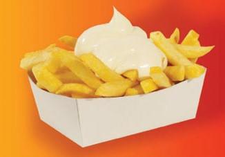 Kom frietjes eten voor het goede doel!