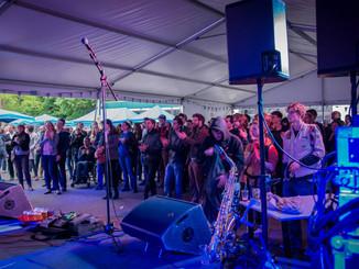 Festival 'WHEELCHAIRITY' schenkt 2.250 euro aan ADO Icarus