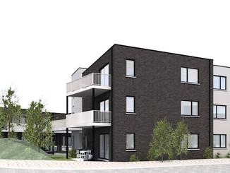 Lommel: Drie nieuwe woningen in de steigers