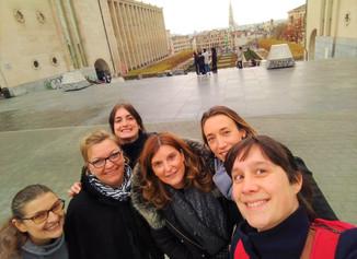 RTH-medewerkers op Trefdag in Brussel