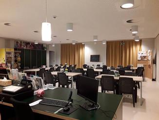 LDC Neder-Over-Heembeek is verhuisd naar nieuwe stek