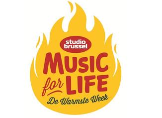 Quizzen voor Music For Life