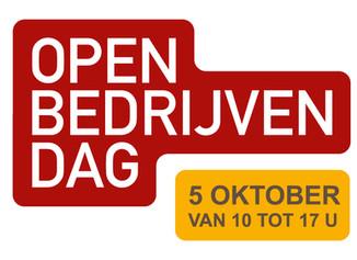 Kom ons ontdekken op de Openbedrijvendag!