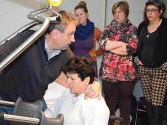 Schenking levert unieke oefenruimte op voor werknemers in de gehandicaptensector