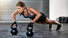 Build a Sexy & Strong Body. A Guide to strength training for women