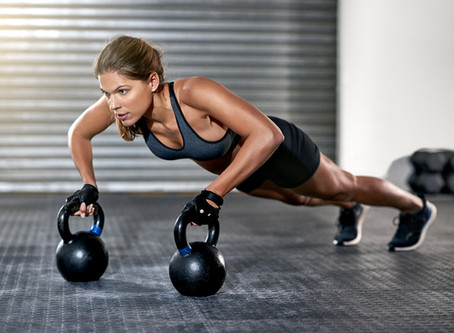 Tone it, Lift it, Build it: 5 Benefits of Strength Training!