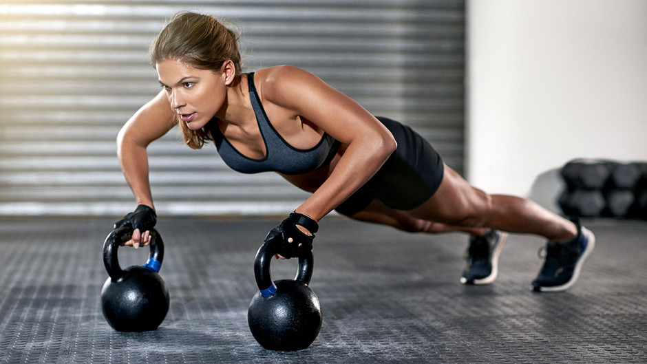 Workout Of The Week: Christine