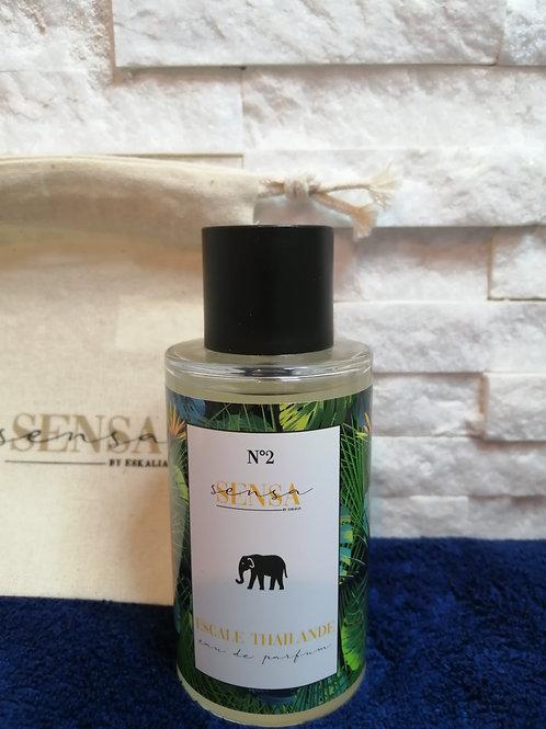 "Eau de Parfum ""Escale Thailande"" by Sensa"
