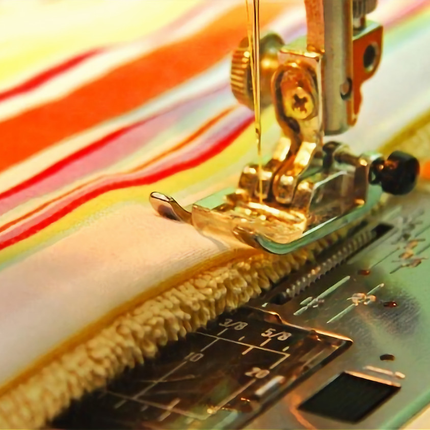 Stitching a New Garment