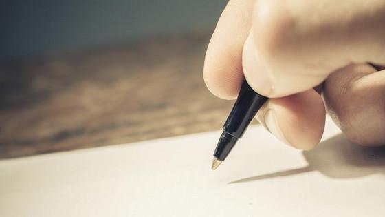 Prayer for Handwritten Notes