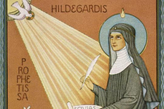 Hildegard, Our Guide