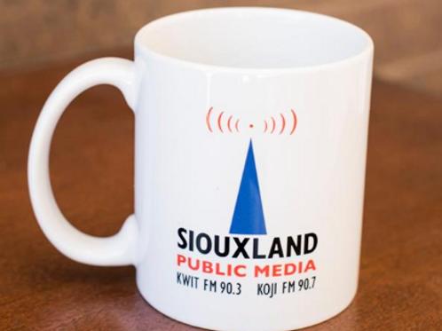 SPM and NPR Ceramic Mug