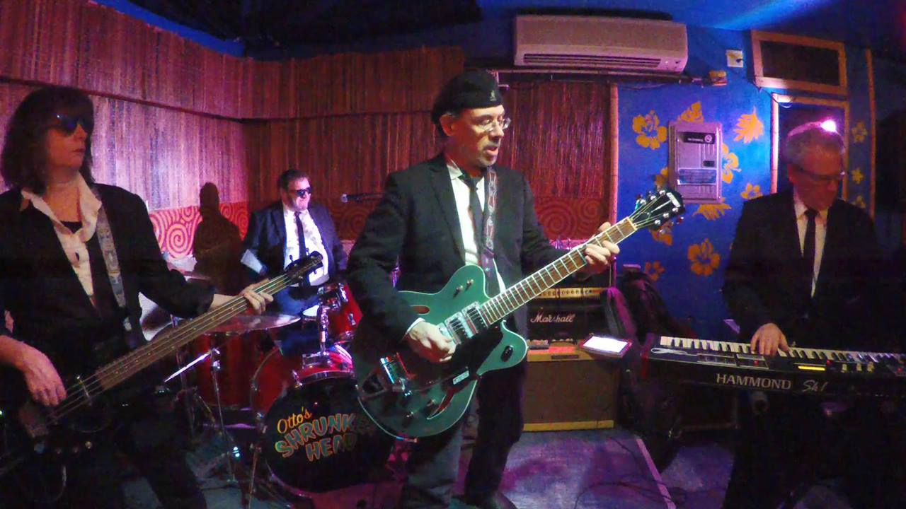 TarantinosNYC at Otto's Shrunken Head - 3 Opening Songs