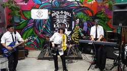 Rock & Roll Luau