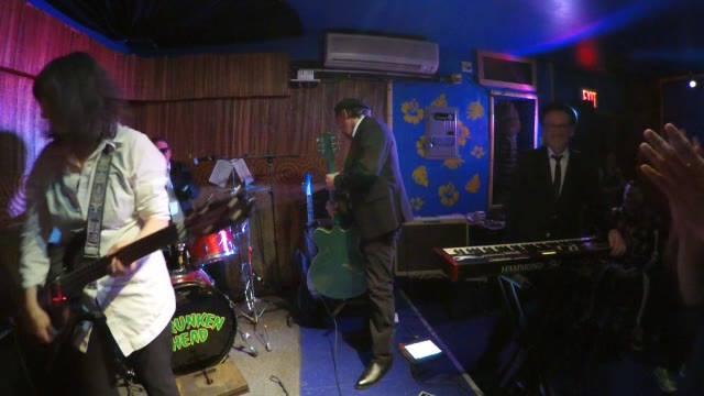 TarantinosNYC - Tequila & Rockula - at Unsteady Freddie's Surf-Rock Shindig at Otto's Shrunken Head