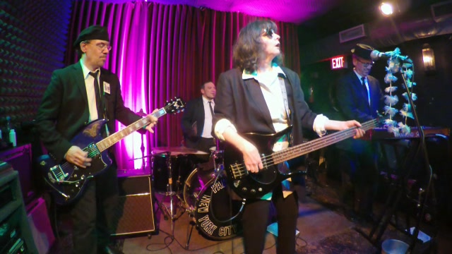 TarantinosNYC @ the Parkside Lounge - Cissy Strut / Hell's Belles / Time is Tight - soul classics