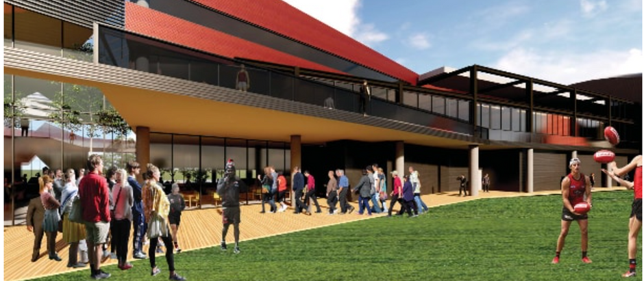 New Community complex receives State Government backing