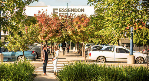 Essendon Fields - Driving an engine of growth for Victoria