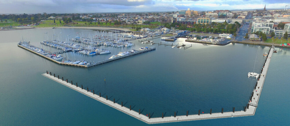Waterfront Sets Sails for Transformation