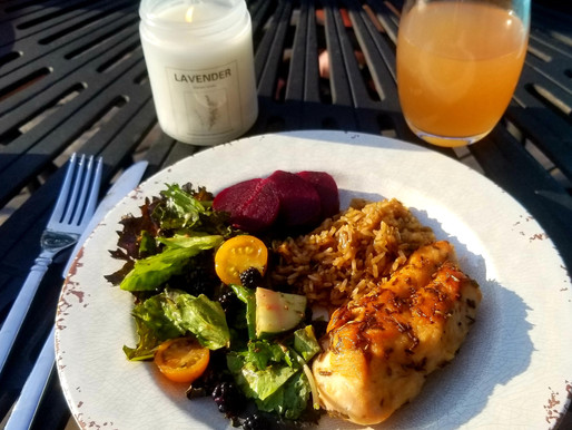 Aromatherapy Dinner and Wellness Weekend
