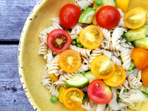 Farm Fresh Pasta Salad