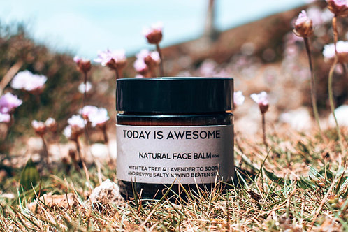 Natural Face Balm with Tea tree & Lavender