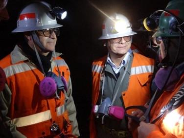 La confianza en Minería, eleva las proyecciones para Perú