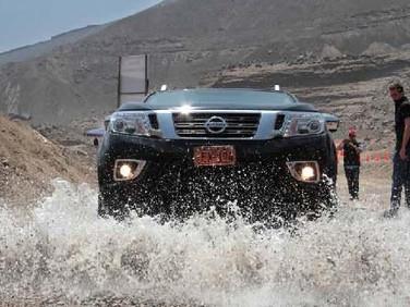 Nissan logra captar el 11% del mercado de pick-up para minería