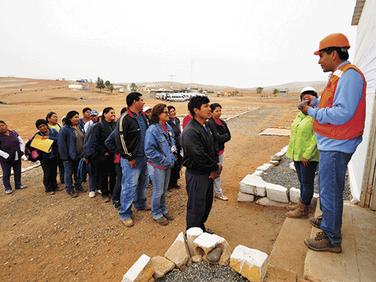 Arequipa: Southern inicia trabajos preliminares en Tía María