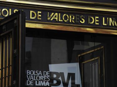 BVL cerró mixta ante fuerte alza de acciones eléctricas y caída de mineras