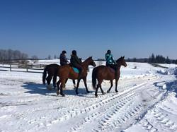 Winter riding2