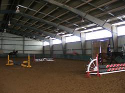 Spacious Arena