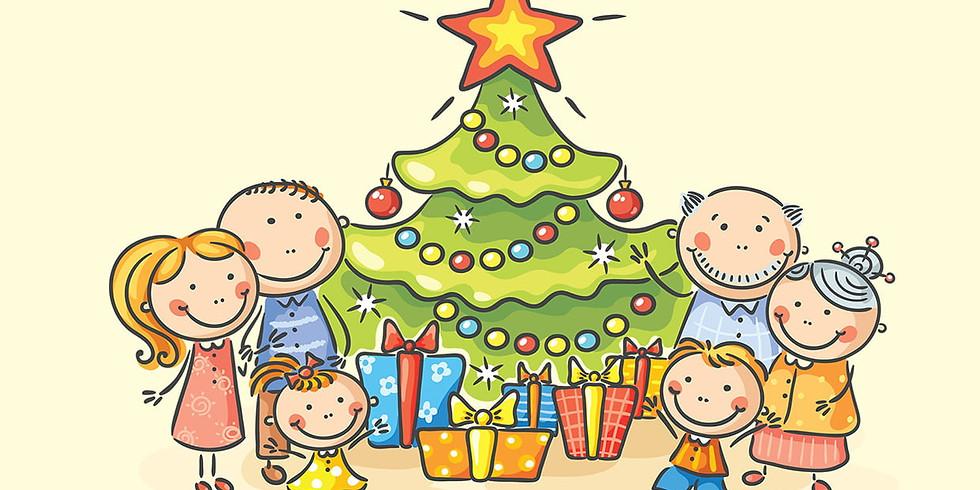 Constellations - Préparer Noël en famille!