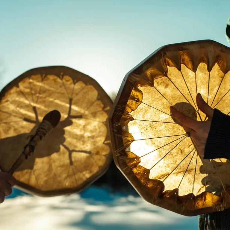 Cercle de tambours Pleine Lune