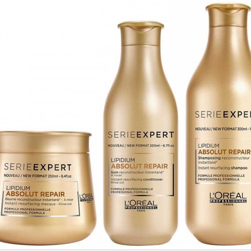 Seriee expert absolute repair hair care tips from Katrina Kelly Wedding hair