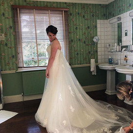 bridal hair stylist cambridge classic elegant hair up