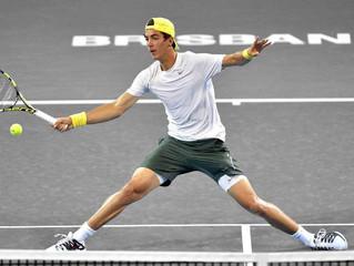 Στην Ελλάδα το νέο αστέρι του παγκόσμιου τένις Θανάσης Κοκκινάκης από τον OTE TV